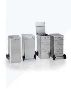 Contenedores de documentos confidenciales G®-DOCU D1009/240 y D1009/120H