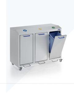 Colector de materiales y residuos G®-COLLECT X2001/3