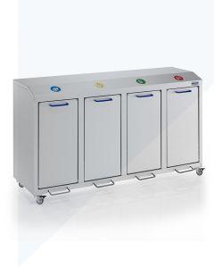 Colector de materiales y residuos G®-COLLECT X2001/4